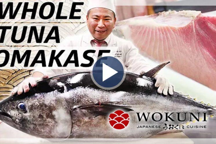 Eater Youtube ChannelにNY姉妹店のWOKUNI NYが紹介されました。